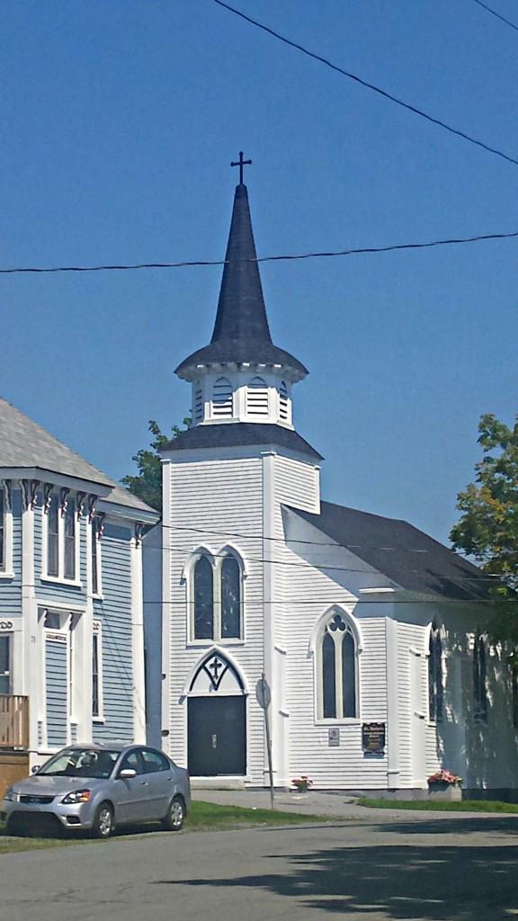 Lunenburg big church