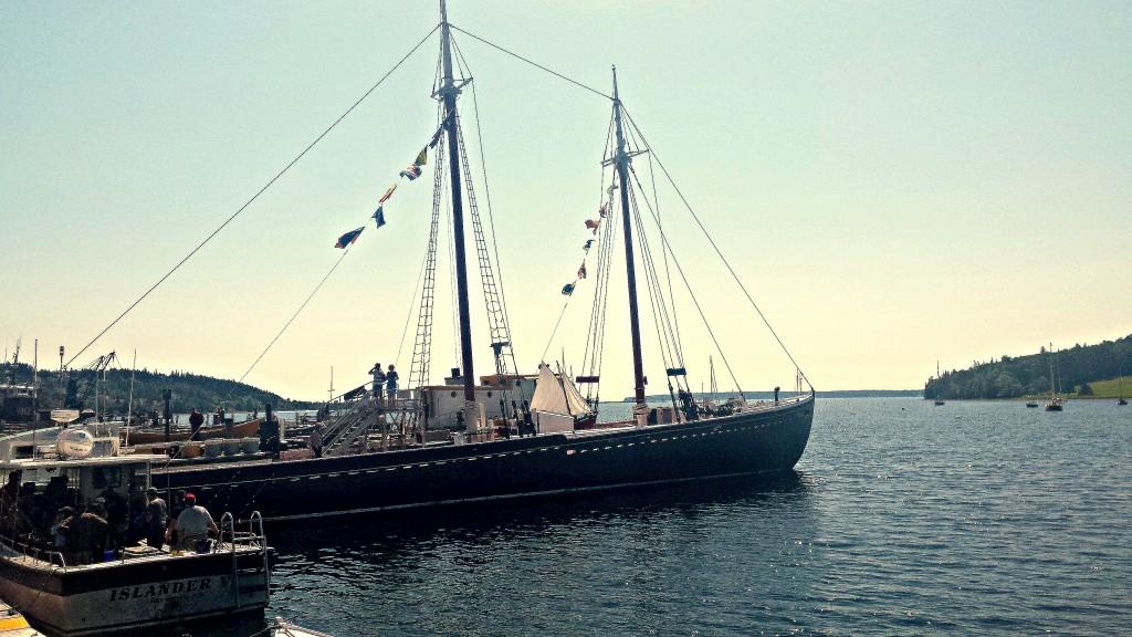 Lunenburg boat