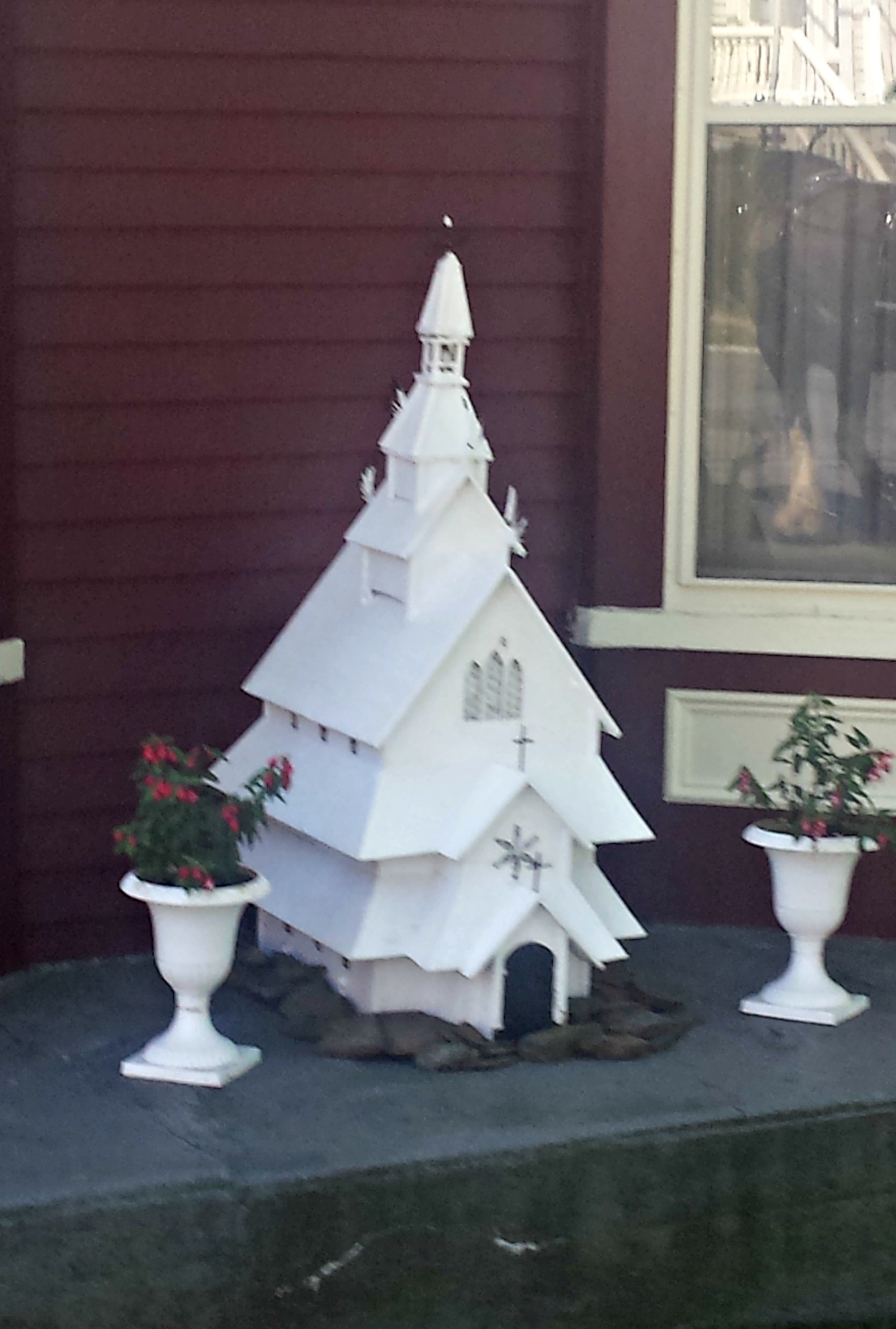 Lunenburg tiny church