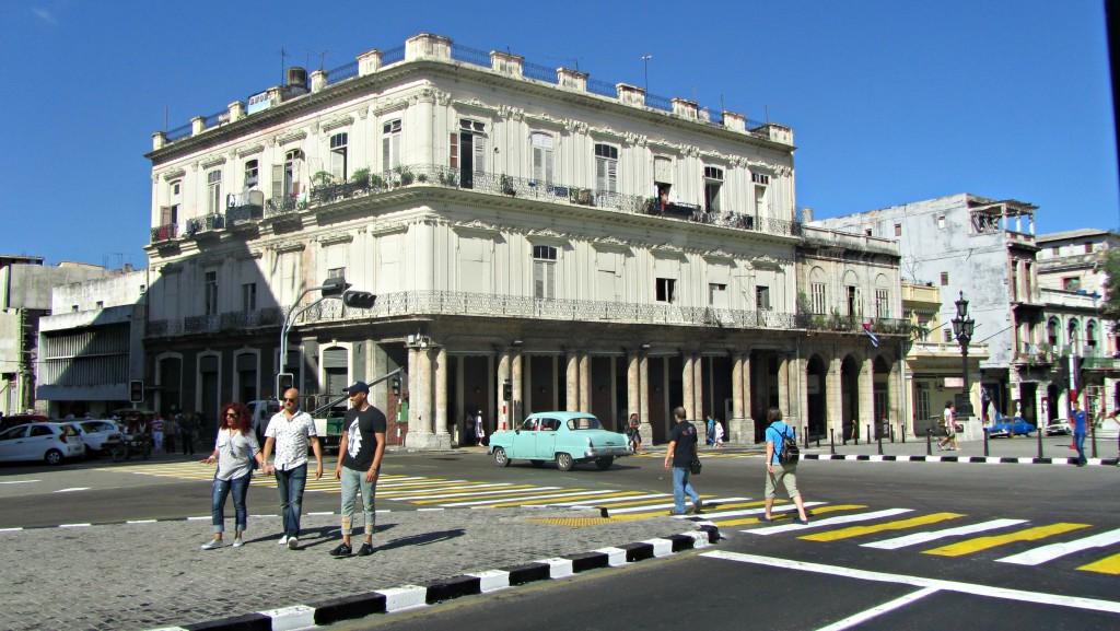 Promenade of Havana