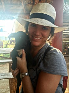 Puppy in Vinales!