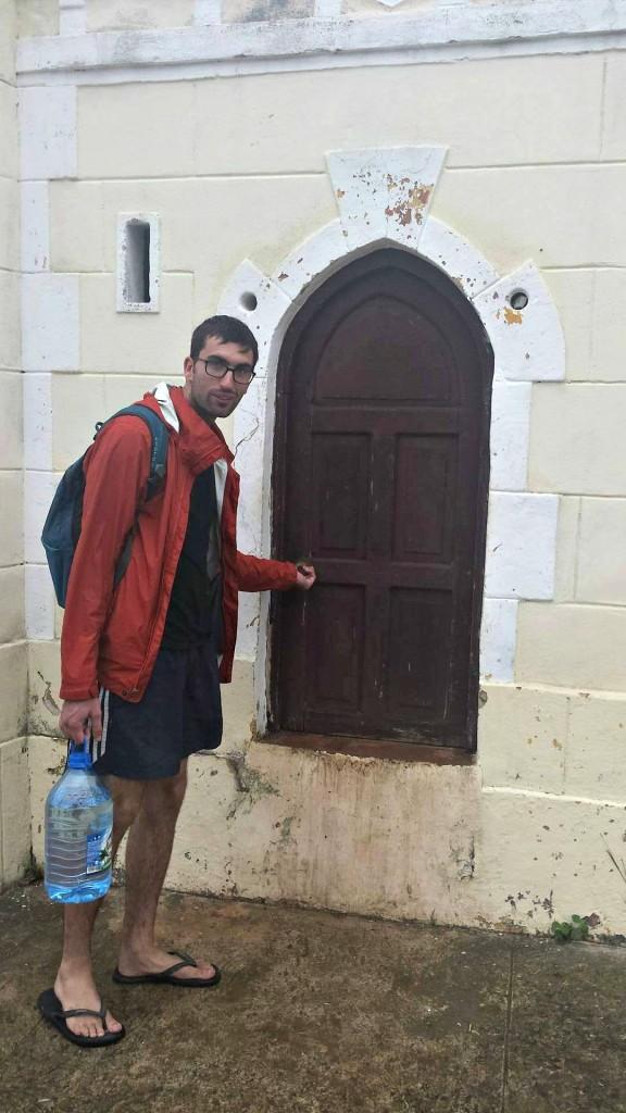 Jack in Casablanca - Matanzas