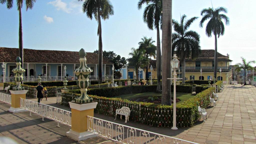 Trinidad park