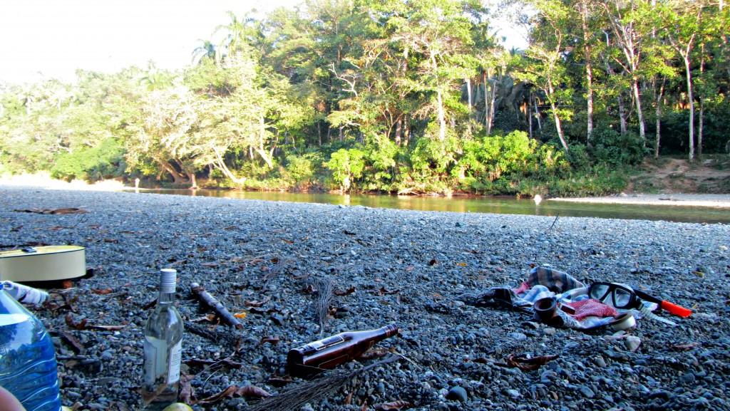 creek in baracoa
